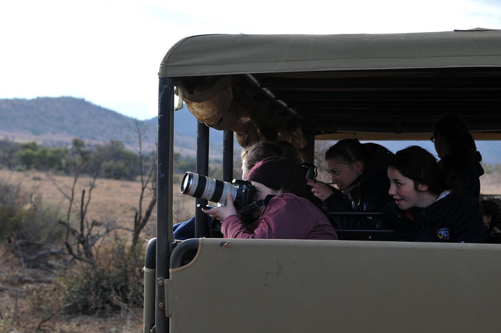 On Safari in South Africa with the Saskatoon Children's Choir