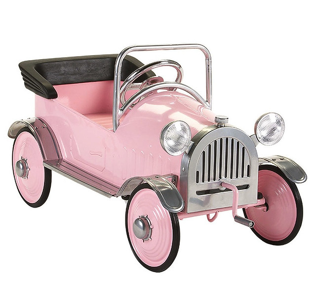 "Airflow Collectibles ""Pink Princess"" Pedal Car"