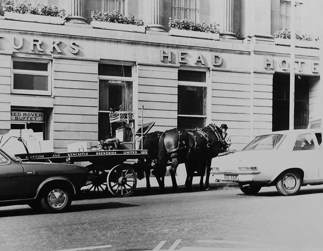 Turk's Head Hotel, Grey Street
