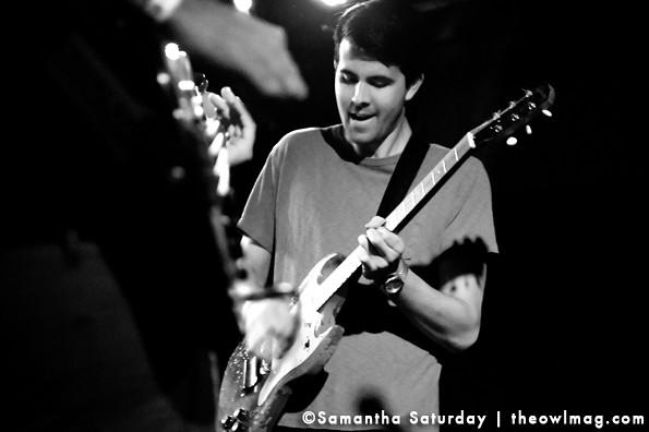 Francisco the Man @ The Echo, LA 11/14/12
