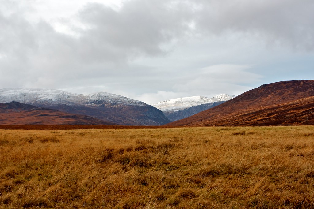 Towards Monadh Mor