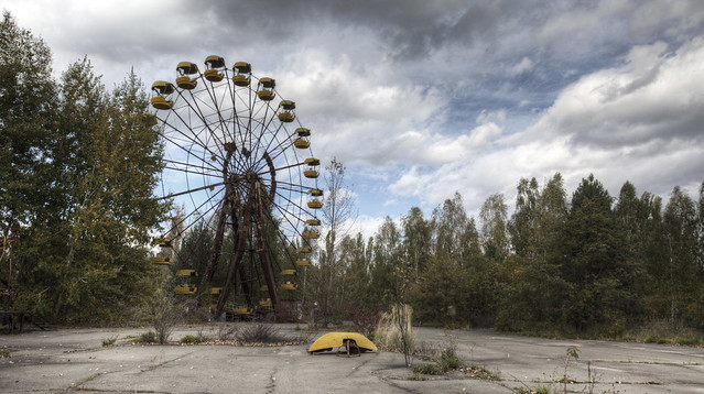 'Pripyat - No fun'