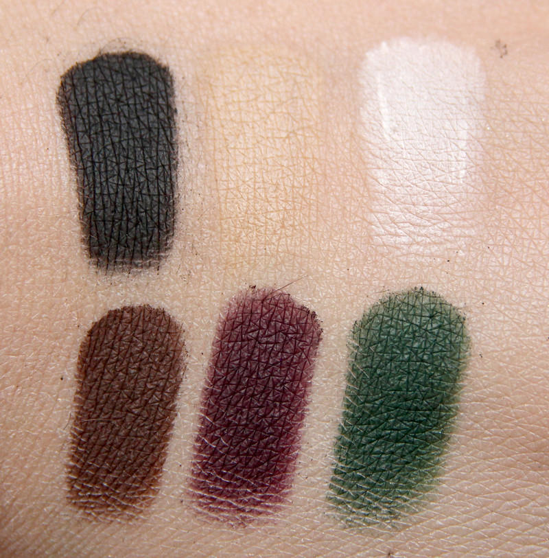 Sleek ultra mattes v2-darks swatch2