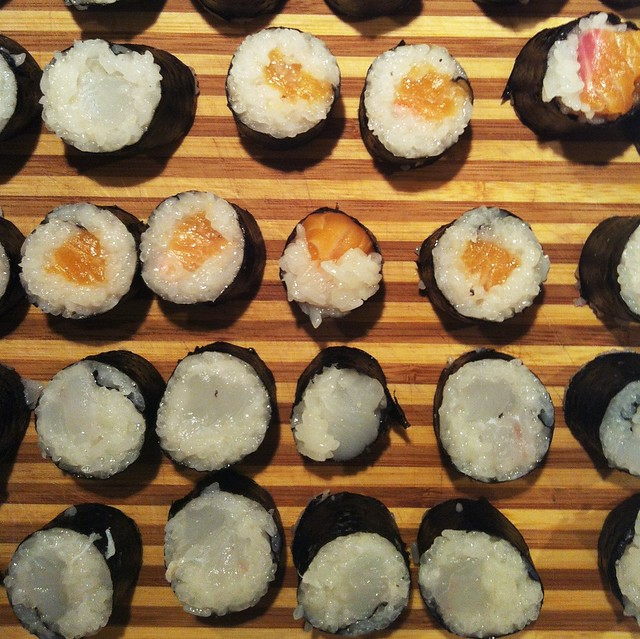 How To Roll Maki (Sushi) Sushi Rice November