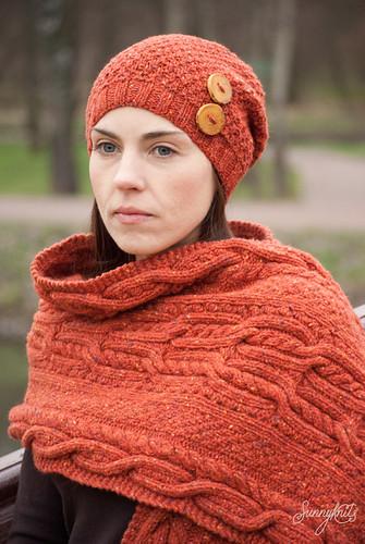 Tavis scarf & hat