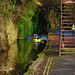 2012 - 11 - 18 - HS10 - Kayakers by Chainbridge Hotel - Llangollen - 001