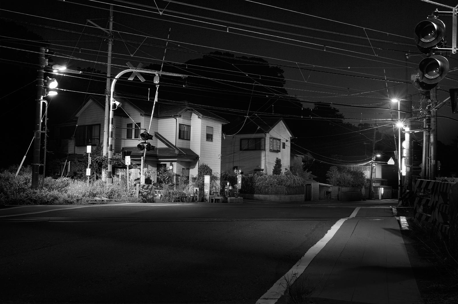 鎌倉街道踏切