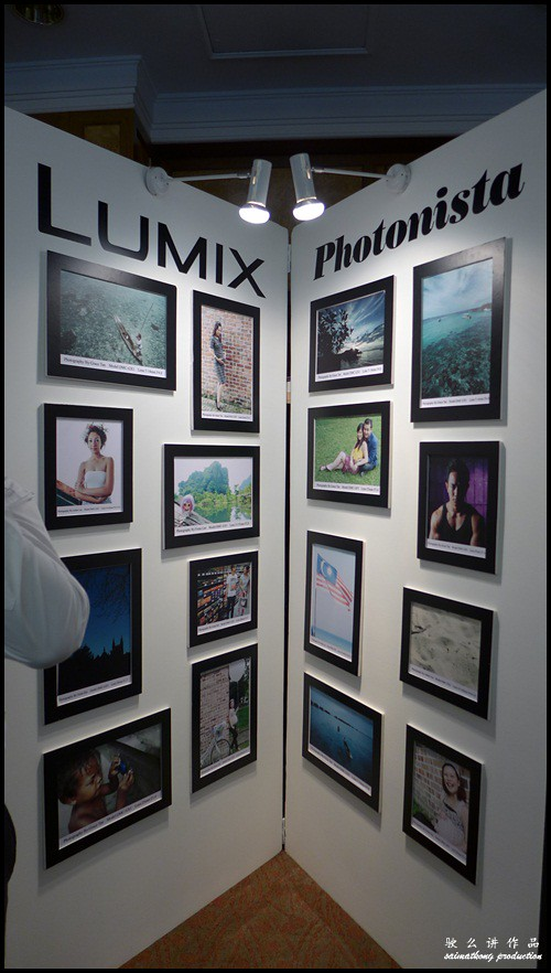 Photonista - Launch of Panasonic Latest Lumix 2012 Series @ Sunway Hotel