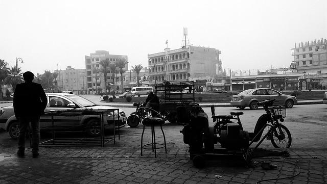 Street Photography - Syria