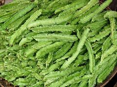 Winged beans. Đậu rồng (vietnamese)