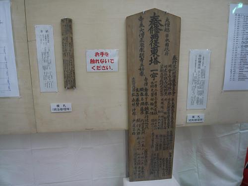 薬師寺東塔修理見学-18