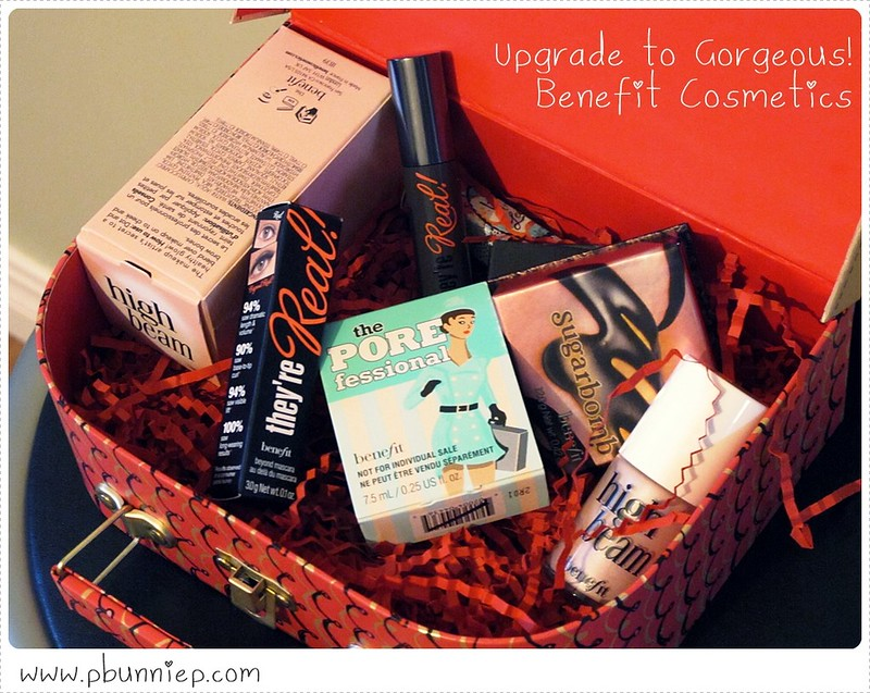 Benefit Upgrade to Gorgeous Kit