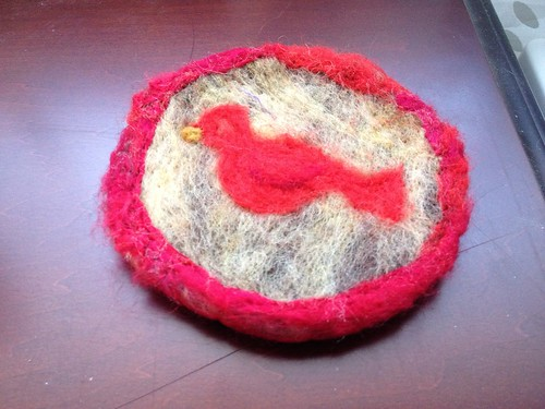 Cardinal coaster 6