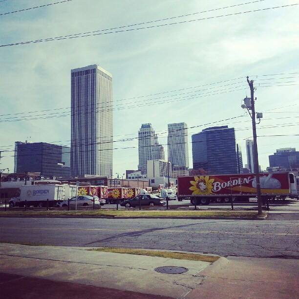 Tulsa...