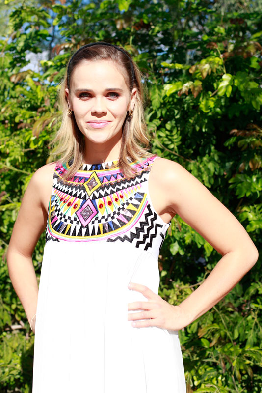 elizabeth_cm_closeup street style, street fashion, women, ace hotel, camp mighty, palm springs
