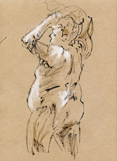 Life Drawing at Harcourt House-7