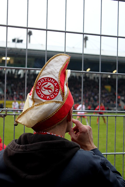 Viktoria Köln - Fortuna Köln 1:3