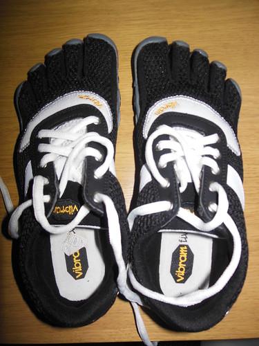 Zapatillas minimalistas para correr de mujer: Five Fingers Women's Speed