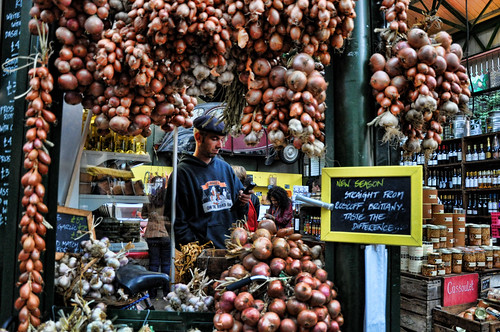 Onions, Shallots and Garlic from Roscoff, Brittany