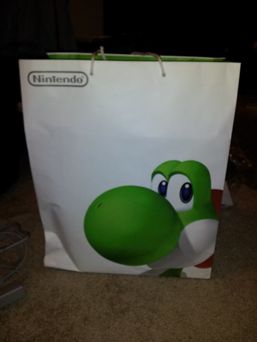Nintendo World Bag