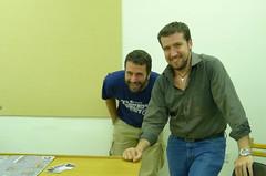 Stelios and Joseph