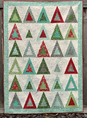 Evergreen State quilt