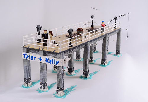 LEGO Pier Wide by Carlmerriam