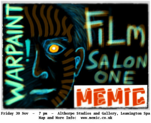 MEMIC Film Salon 1: Warpaint!