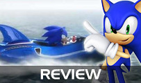 Review: Sonic & All-Stars Racing Transformed (PlayStation 3)