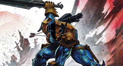 Injustice: Gods Among Us Reveals Deathstroke in New Trailer