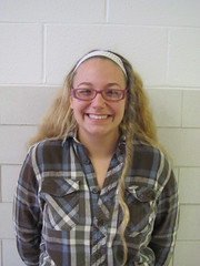 Twylia Cook - November 2012 Student of the Month