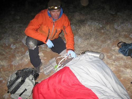 Night Rescue - WEMT Lander Wyoming