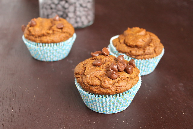 Pumpkin Pie Muffins - vegan