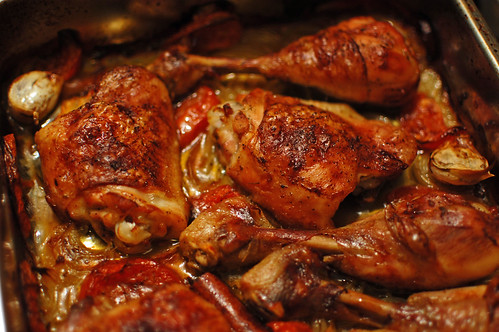 Catalan Roast Chicken