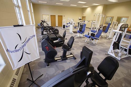 Bloechl Center Fitness Center