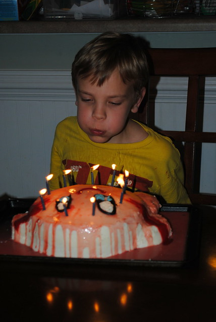 Cole's 9th B-day