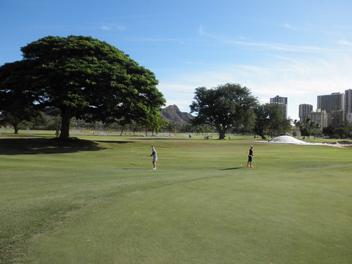 Ala Wai Golf Course 105