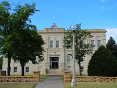 Ness County (Kansas) courthouse