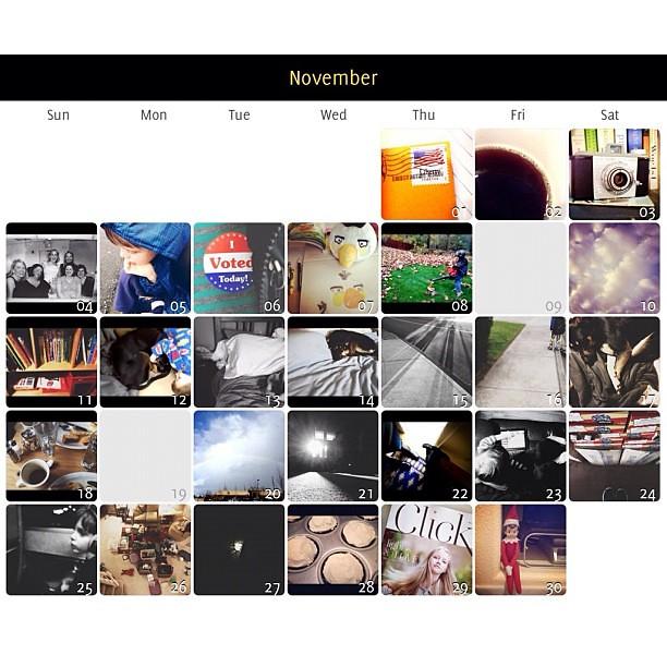 November 365+1