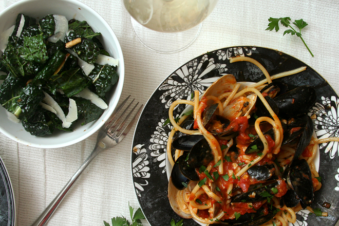 mussels fra diavolo 7