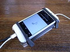 iPhone 5とPHA-1