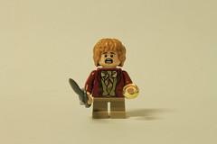 LEGO The Hobbit Barrel Escape (79004) - Bilbo Baggins