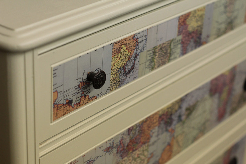 dresser detail