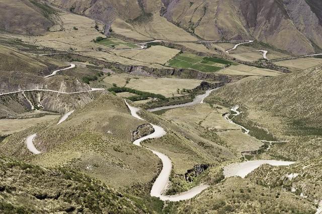 Questa del obispo.Road to Piedra de Molino(3348m). Argentina