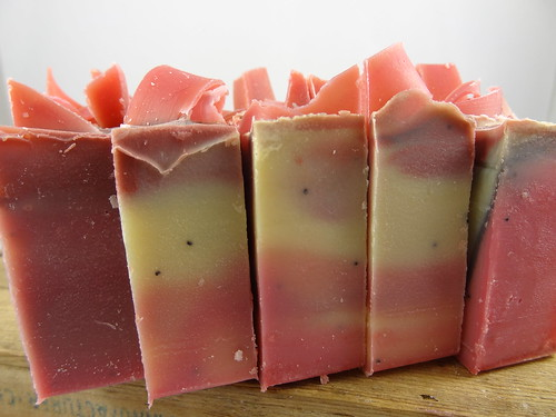 Cranberry Chutney Handmade Soap The Daily Scrub (2)