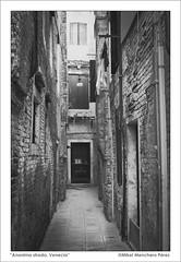 """""""Anonima strada, Venecia"""""""