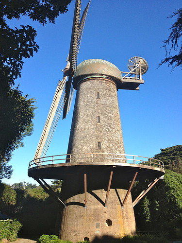 Golden Gate Park Windmill