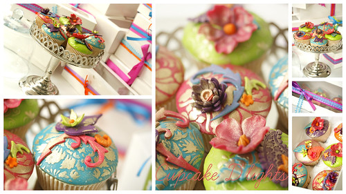 indian gifting cupcakes by {zalita}