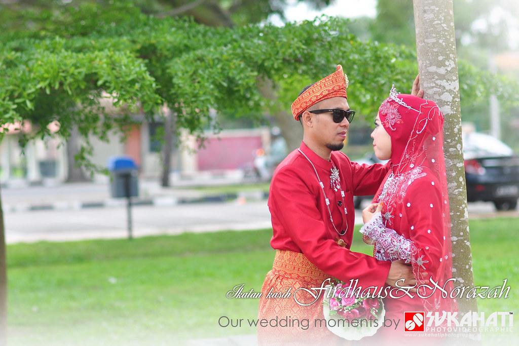 Gambar kahwin