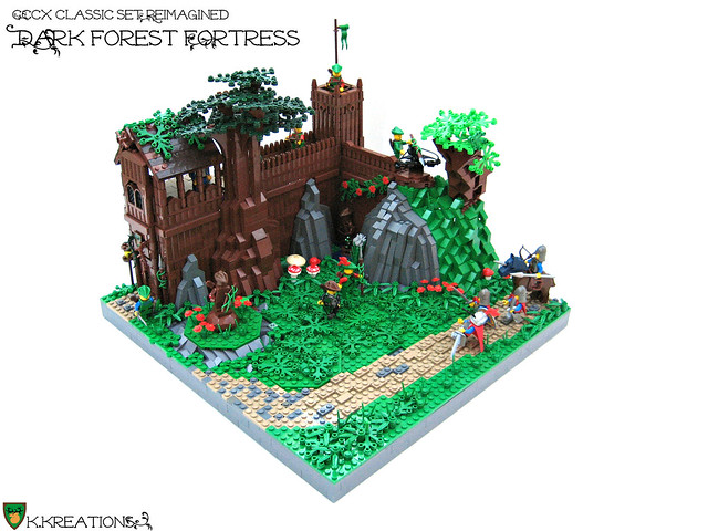 CCCX Dark Forest Fortress